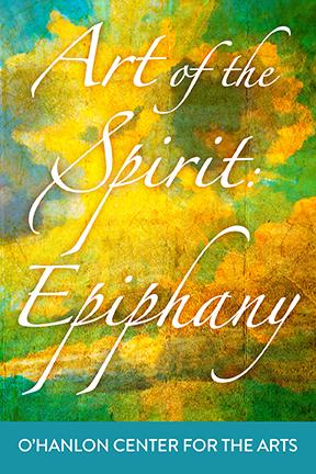 Postcard-Art of the Spirit: Epiphany